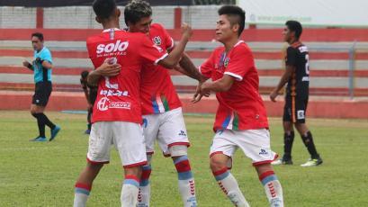 Torneo de Reservas: Unión Comercio venció 2-1 a Ayacucho FC y salió del fondo