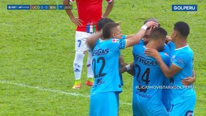 Deportivo Binacional venció 2-0 a Unión Comercio y sigue en lo más alto de la tabla acumulada