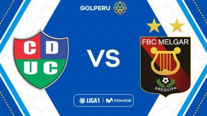 Unión Comercio vs Melgar: hora, estadio y posibles alineaciones del partido por Liga1 Movistar