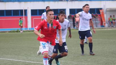 Torneo de Reservas: Unión Comercio empató 4-4 con San Martín en un partidazo