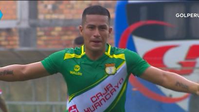 Sport Huancayo goleó 4-1 a Unión Comercio