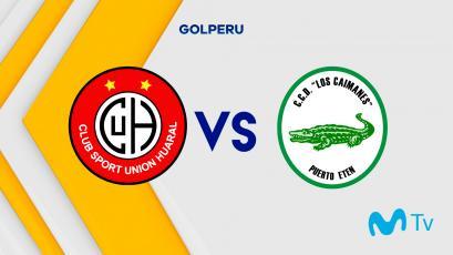 Unión Huaral vs. Los Caimanes EN VIVO por GOLPERU: se enfrentan por la fecha 15 de la Liga2