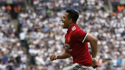 Manchester United venció al Tottenham y es el primer finalista de la FA Cup