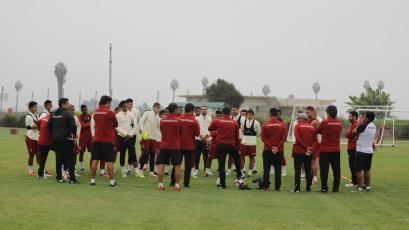 Universitario de Deportes se prepara para la fecha 14 de la Liga1 Movistar
