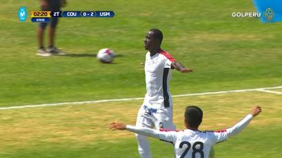 Universidad San Martín derrotó por 2-1 a Comerciantes Unidos en Guadalupe