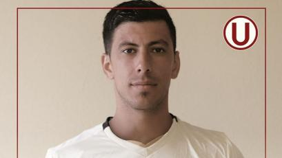 Universitario: Federico Alonso firmó como flamante defensor para la nueva temporada