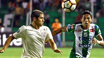Universitario: 1x1 en la derrota por Copa Libertadores