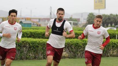 Universitario de Deportes retomó los entrenamientos de cara a la última fecha del Torneo Clausura