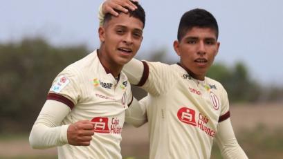 Torneo de Reservas: Universitario se recuperó y venció 1-0 a Sport Huancayo en Campo Mar