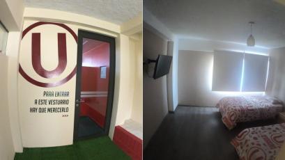 Universitario inauguró la Villa Deportiva Héctor Chumpitaz en Campo Mar (FOTOS)