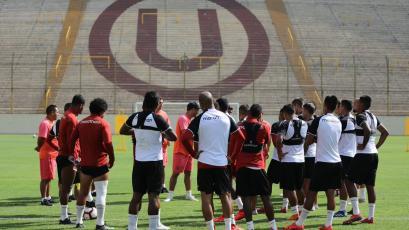 Universitario quedó listo para el primer clásico de la Liga1 Movistar