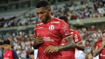 Universitario: Alberto Quintero fue convocado por Panamá para enfrentar a Brasil