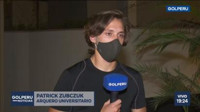 Patrick Zubczuk sobre su retorno a Universitario: