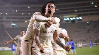 Universitario venció 2-1 a Unión Comercio y reafirmó su intención de ganar el Clausura (VIDEO)