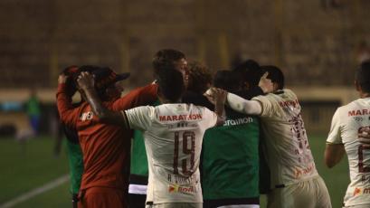 Universitario de Deportes venció 2-0 a Binacional y desplazó a Alianza Lima de la punta (VIDEO)