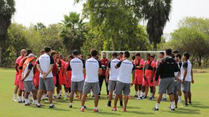 Universitario listo para su debut en la Liga1-Movistar