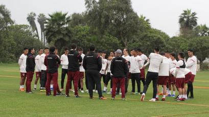 Universitario de Deportes quedó listo para disputar el tercer clásico del año