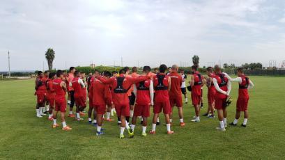 Universitario de Deportes: Denis, Carvallo y Corzo se unieron a los entrenamientos