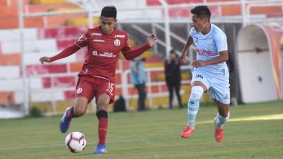 Universitario de Deportes empató 0-0 con Real Garcilaso en Cusco por la Liga1 Movistar