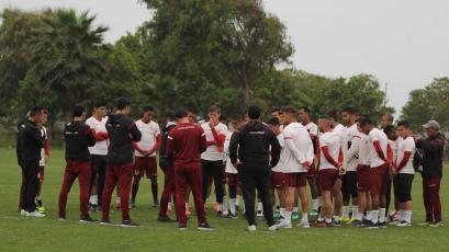 Universitario retomó sus entrenamientos de cara a la octava fecha del Torneo Clausura