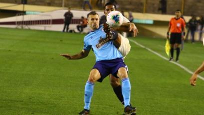 Universitario y Sporting Cristal empataron 0-0 en el Monumental en partido intenso por el Clausura