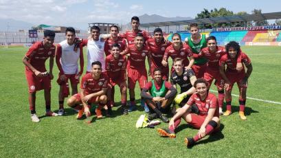 Torneo de Reservas: Universitario venció 2-0 a Pirata FC en Olmos y es uno de los punteros