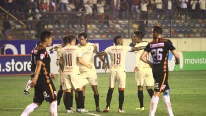 Torneo Clausura: Universitario acabó con una racha de 5 partidos seguidos sin ganar
