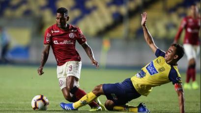 Universitario cayó con la U. de Concepción en su segundo encuentro en Chile