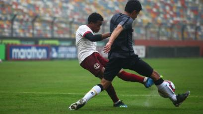 Universitario igualó sin goles en su amistoso con The Strongest