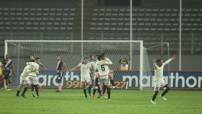 Universitario remonta ante Sport Boys (2-1)