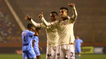 Universitario vuelve a la senda del triunfo ante Binacional (1-0)