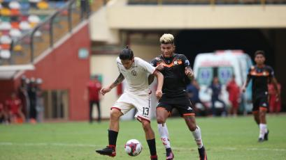 Universitario de Deportes igualó con Ayacucho F.C