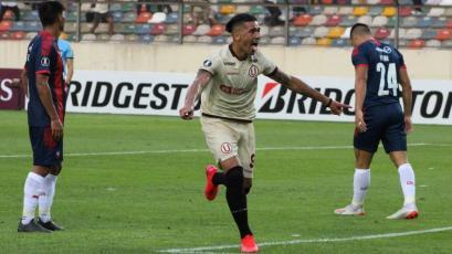 Copa Libertadores: la formación ofensiva que alista Universitario para visitar a Cerro Porteño
