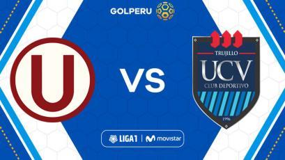 Universitario vs César Vallejo: hora, estadio y posibles alineaciones del partido por Liga1 Movistar