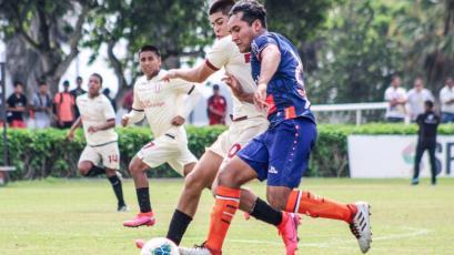 Torneo de Reservas: Universitario venció 2-0 a César Vallejo y continúa invicto de local (FOTOS)