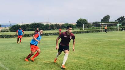 Universitario venció 3-0 a SAFAP con goles de Alberto Quintero y Alexander Succar