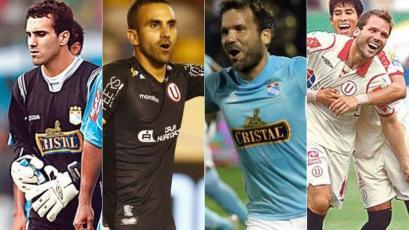 Universitario vs Sporting Cristal: 8 futbolistas que jugarán el sábado y vistieron ambas camisetas (FOTOS)