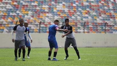 Universitario y Sport Boys se midieron en amistosos