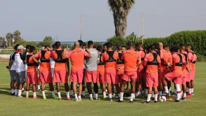 Universitario retomó sus entrenamientos con miras al partido ante Alianza Universidad