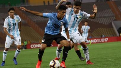 Sudamericano Sub 17 Perú 2019: Uruguay goleó 3-0 a la Argentina de Pablo Aimar (VIDEO)