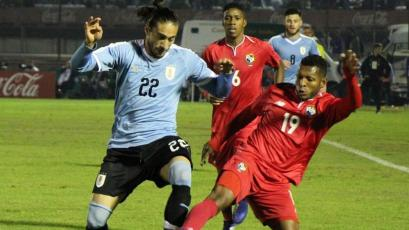 Uruguay venció 3-0 a Panamá en su último partido antes de la Copa América Brasil 2019