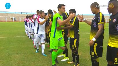 UTC y Universidad San Martín empataron sin goles