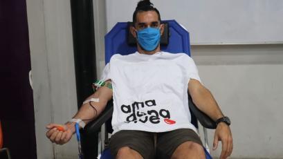 Coronavirus: plantel profesional de UTC donó sangre en Cajamarca (FOTOS)