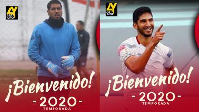 Fichajes 2020: Carlos Solis y Renato Espinoza refuerzan a UTC en el 2020