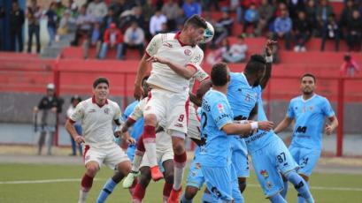 Binacional empató 0-0 con UTC que sumó su primer punto en la tabla del Torneo Clausura