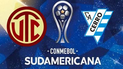Copa Sudamericana: UTC debuta y recibe a Atlético Cerro en el Mansiche