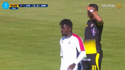 UTC y San Martín empataron en el primer partido del Torneo Clausura