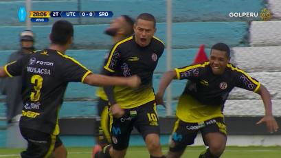 UTC venció a Sport Rosario por la mínima diferencia