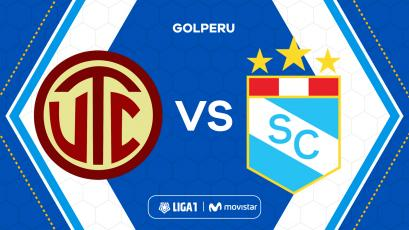 Liga1 Movistar: UTC enfrenta a Sporting Cristal en Cajamarca por la fecha 9 del Torneo Clausura