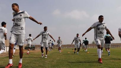 César Vallejo quedó listo para enfrentar a Alianza Atlético en Sullana